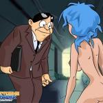 Kappa Mikey — [Cartoons Network] — Yes Man Brutally Fucks Mitsuki