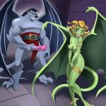Gargoyles — [XL-Toons] — Hard Anal