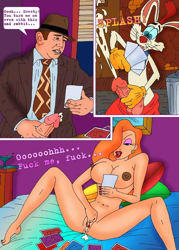 SureFap xxx porno Who Framed Roger Rabbit - [CartoonValley] - Photoshoot