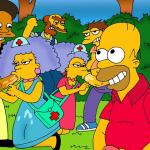 The Simpsons — [VIP Famous Toons] — Presents Twin Sisters Bouvier
