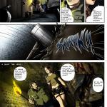 Tomb Raider — [Melkor (Romulo Mancin)] — The Adventures of Sara Hoft — Sara Vs. Zombie