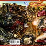 Justice League — [Matt Johnson] — Wonder Woman vs Warlord Ch.1-4