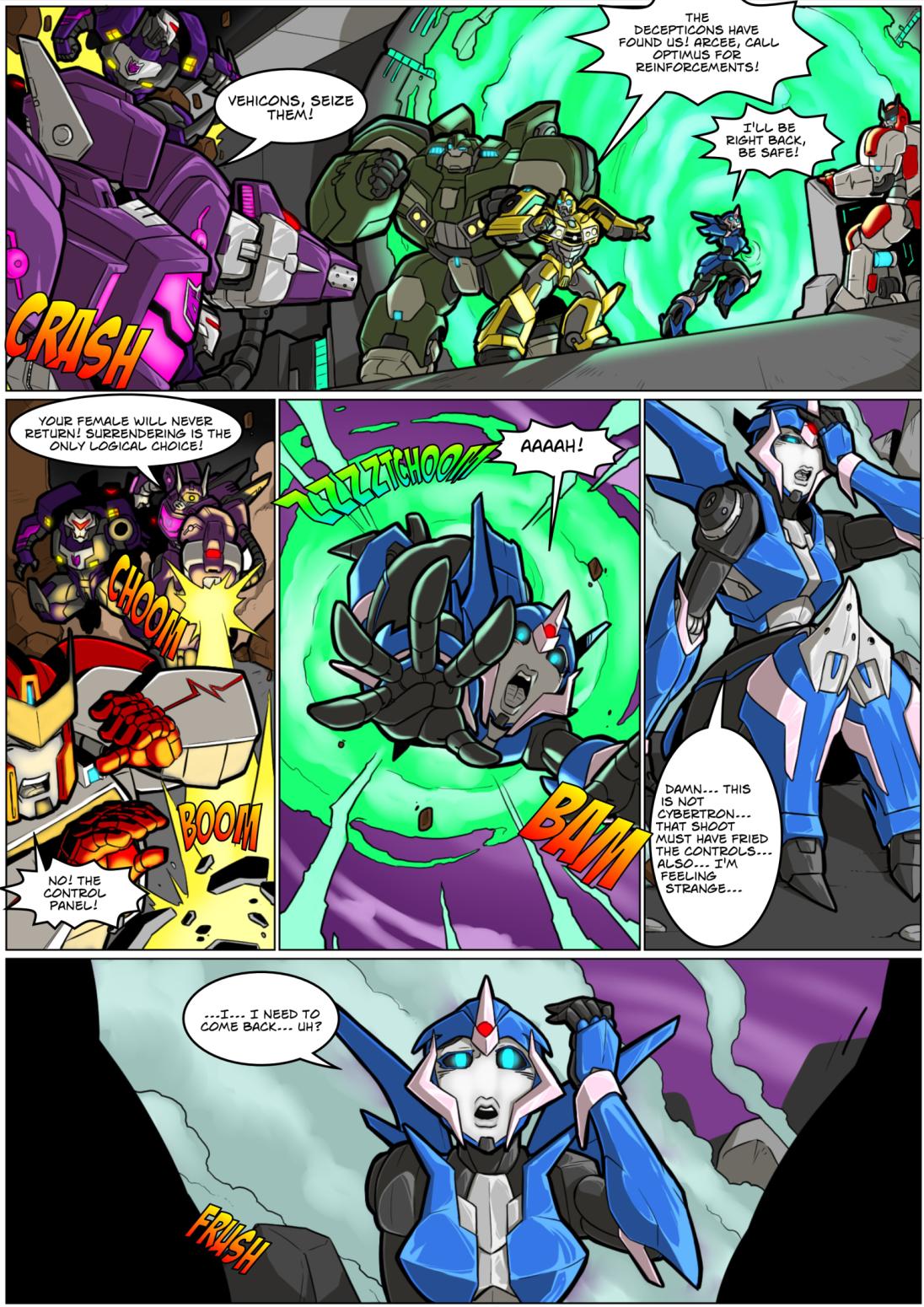 SureFap xxx porno Transformers - [MAD-Project] - Arcee Comic (The Null Zone)