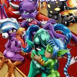 Skylanders — [Palcomix] — Skylanders Sex Squad 2