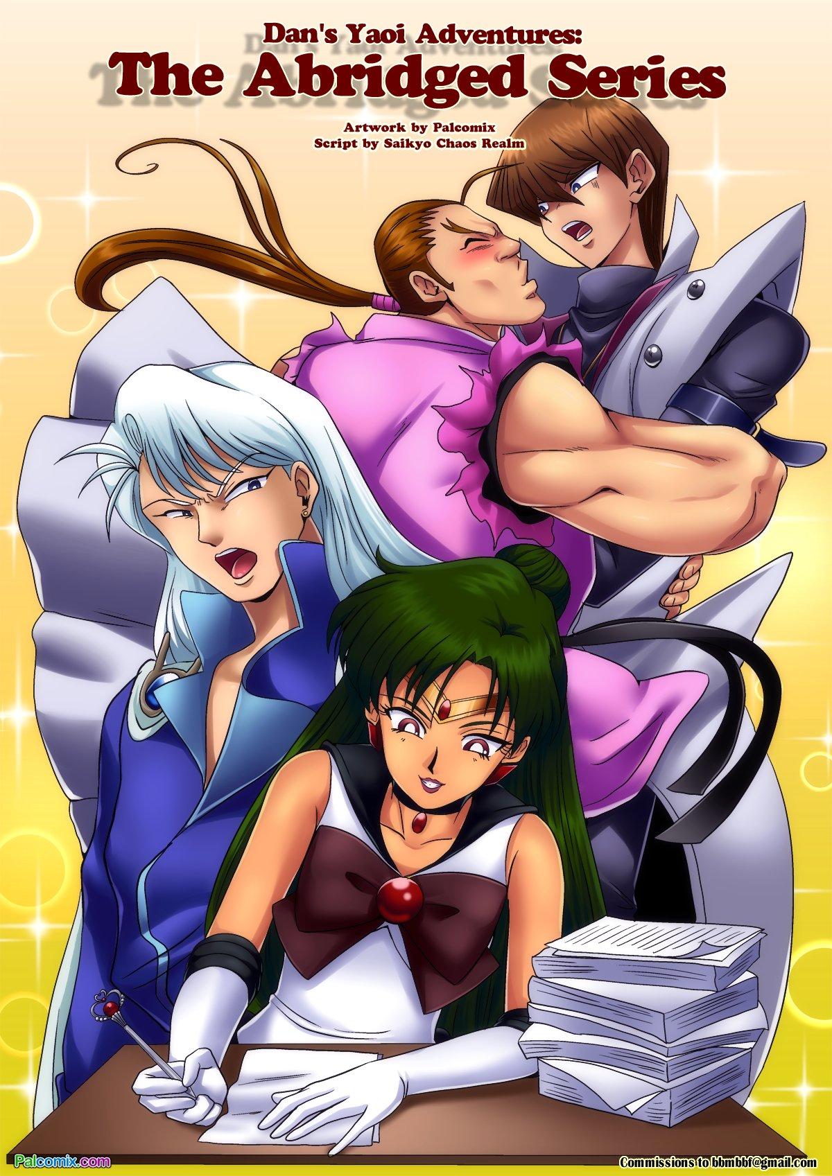 SureFap xxx porno Street Fighter - [Palcomix] - Street Fighter (with Some Sailor Moon) - Vega vs Chun Li #3 - Dan's Yaoi Adventures: The Abridged Series