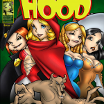 Little Red Riding Hood — [JKRcomix] — KinkyFairytales Hood 1