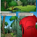 Little Red Riding Hood - [Leandro Comics] - Mr. Hunter With Big Dick