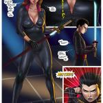Batman — [Milftoon] — The Story About Talia al Ghul And Damian Wayne
