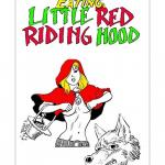 Little Red Riding Hood — Eating Little Red Riding Hood