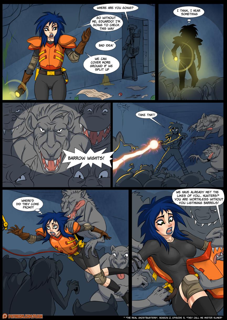 SureFap xxx porno Ghostbusters - [Flick] - Extreme Ghostbusters