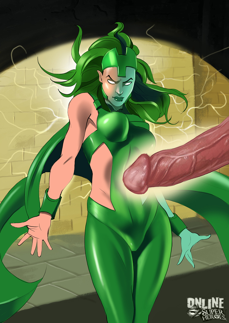 SureFap xxx porno Marvel Universe & Marvel Comics - [Online SuperHeroes] - Hardcore Sex Between Polaris and Gravity