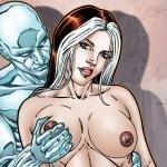 X-Men — [Leandro Comics] — Iceman & Rogue