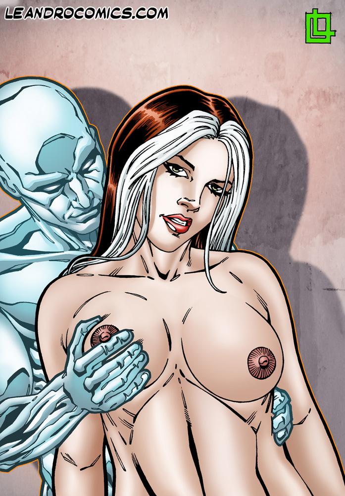 SureFap xxx porno X-Men - [Leandro Comics] - Iceman & Rogue