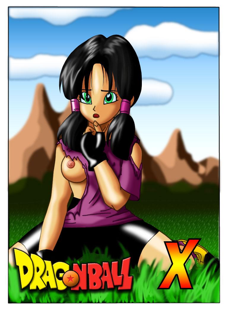 SureFap xxx porno Dragon Ball - Videl & Gohan Color (DBZ, Dragonball z)