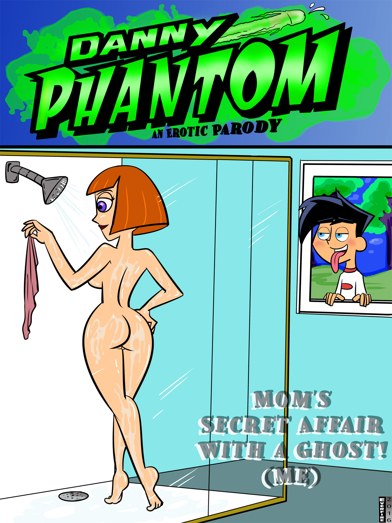 SureFap xxx porno Danny Phantom - [Everfire] - An Erotic Parody Part 1