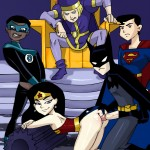 Justice League — [HOTDESIGNS2] — Justice League Unlimited — Kid Stuff