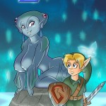 The Legend of Zelda — [Glassfish] — Engagement