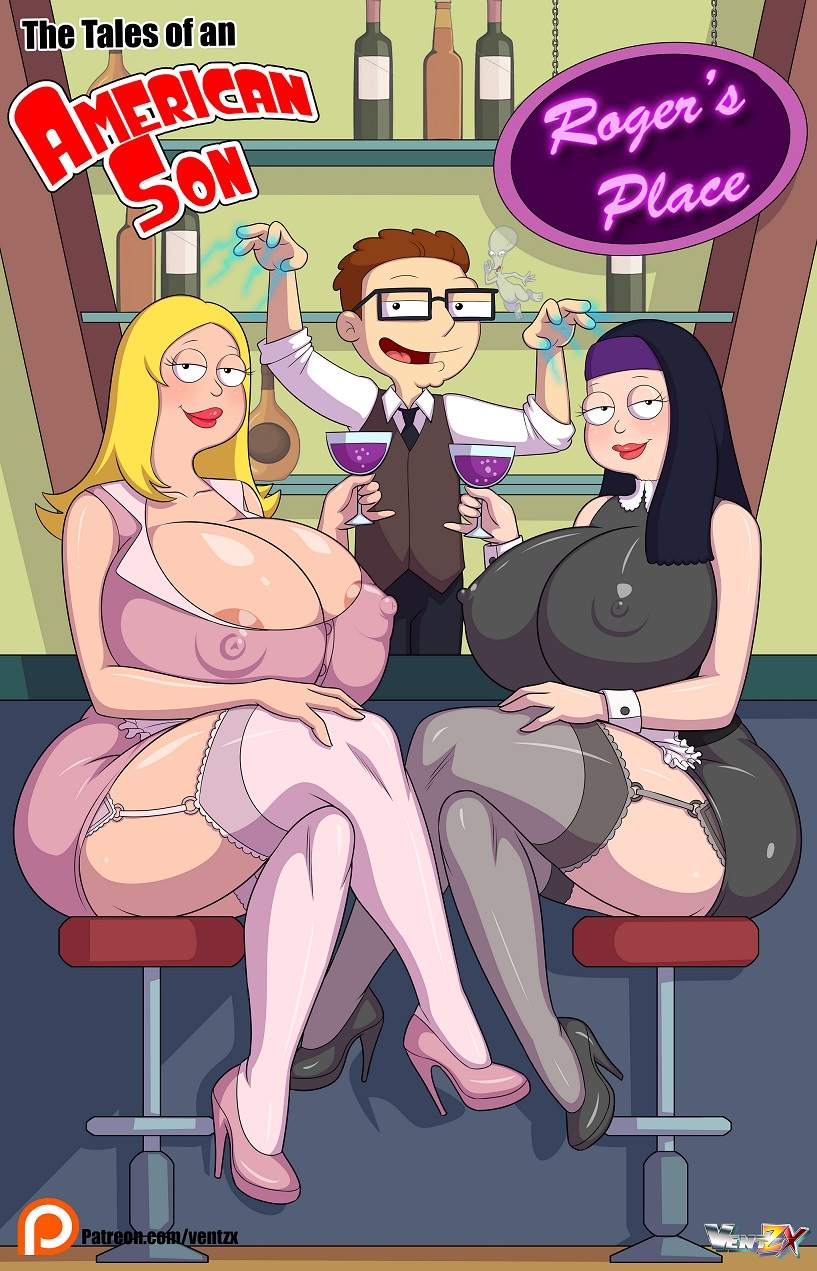 SureFap xxx porno American Dad - [Arabatos] - Tales of an American Son