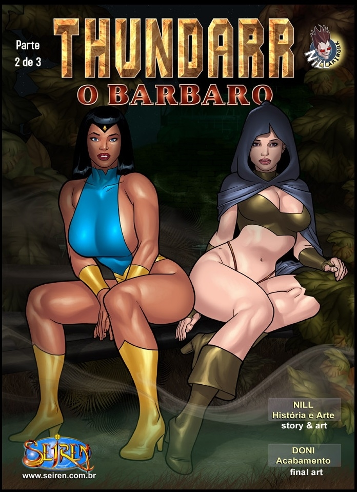 SureFap xxx porno Thundarr The Barbarian - [Seiren] - Thundarr O Barbaro #2 [PART 2]