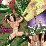 X-Men — [Dimsumboy22][High-Heeled Jill] — X-Woman Enslaved