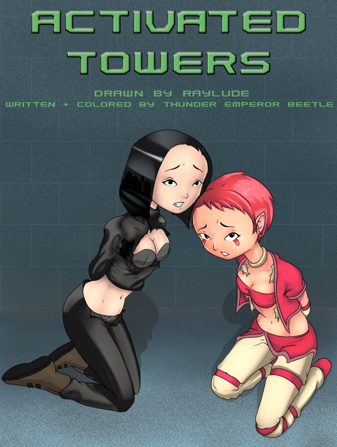 SureFap xxx porno Code Lyoko - [Raylude] - Activated Towers