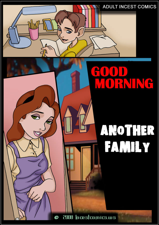 SureFap xxx porno The Iron Giant - [IncestComics] - Another Fam #05 - Good Morning