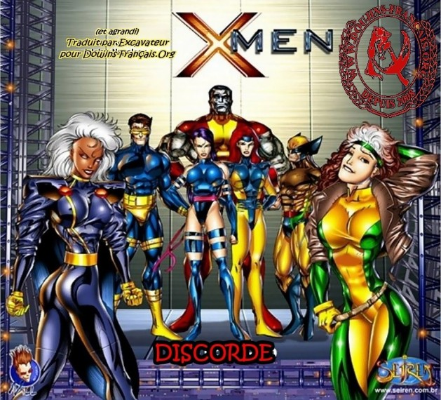 SureFap xxx porno X-Men - [Seiren] - Discord - Discorde