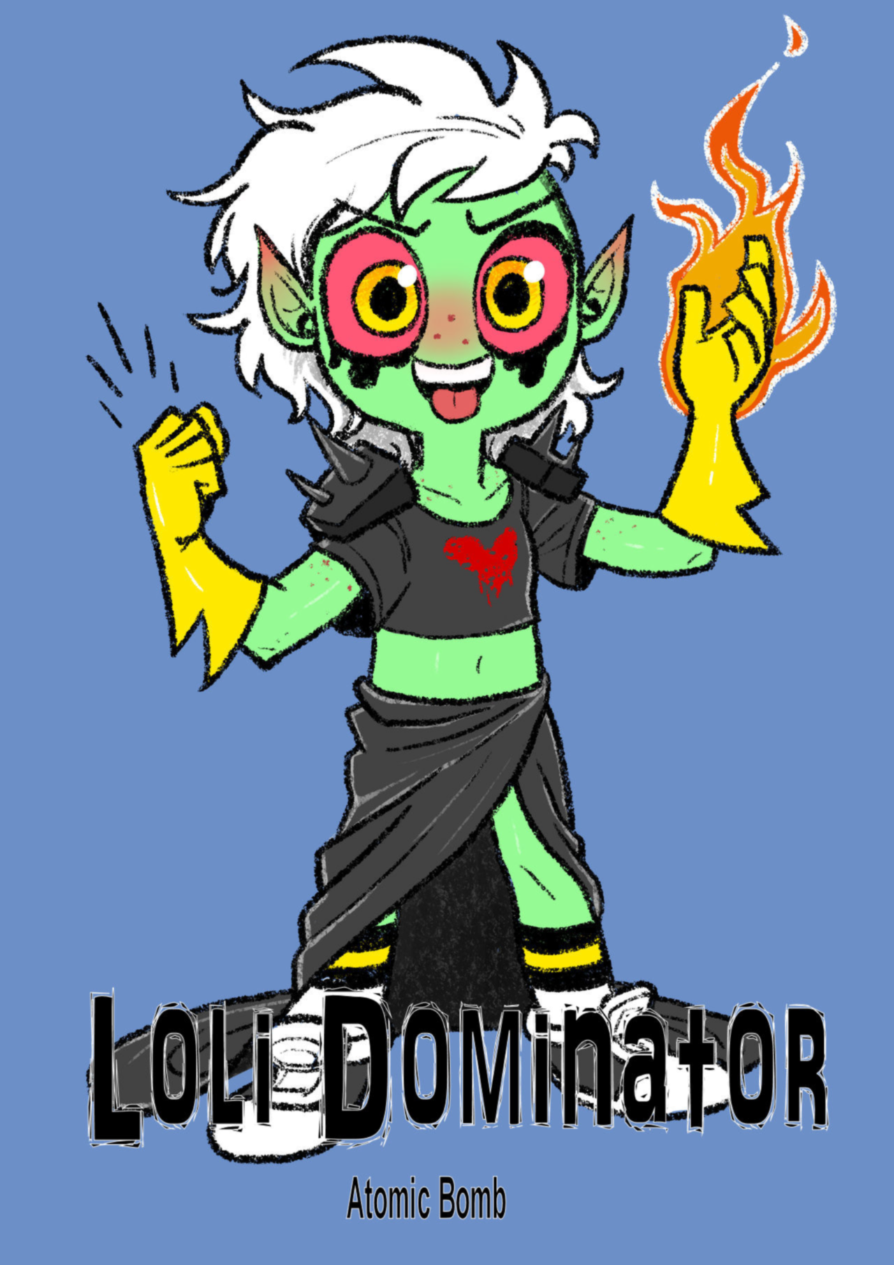 SureFap xxx porno Wander Over Yonder - [Atomic Bomb] - Loli Dominator