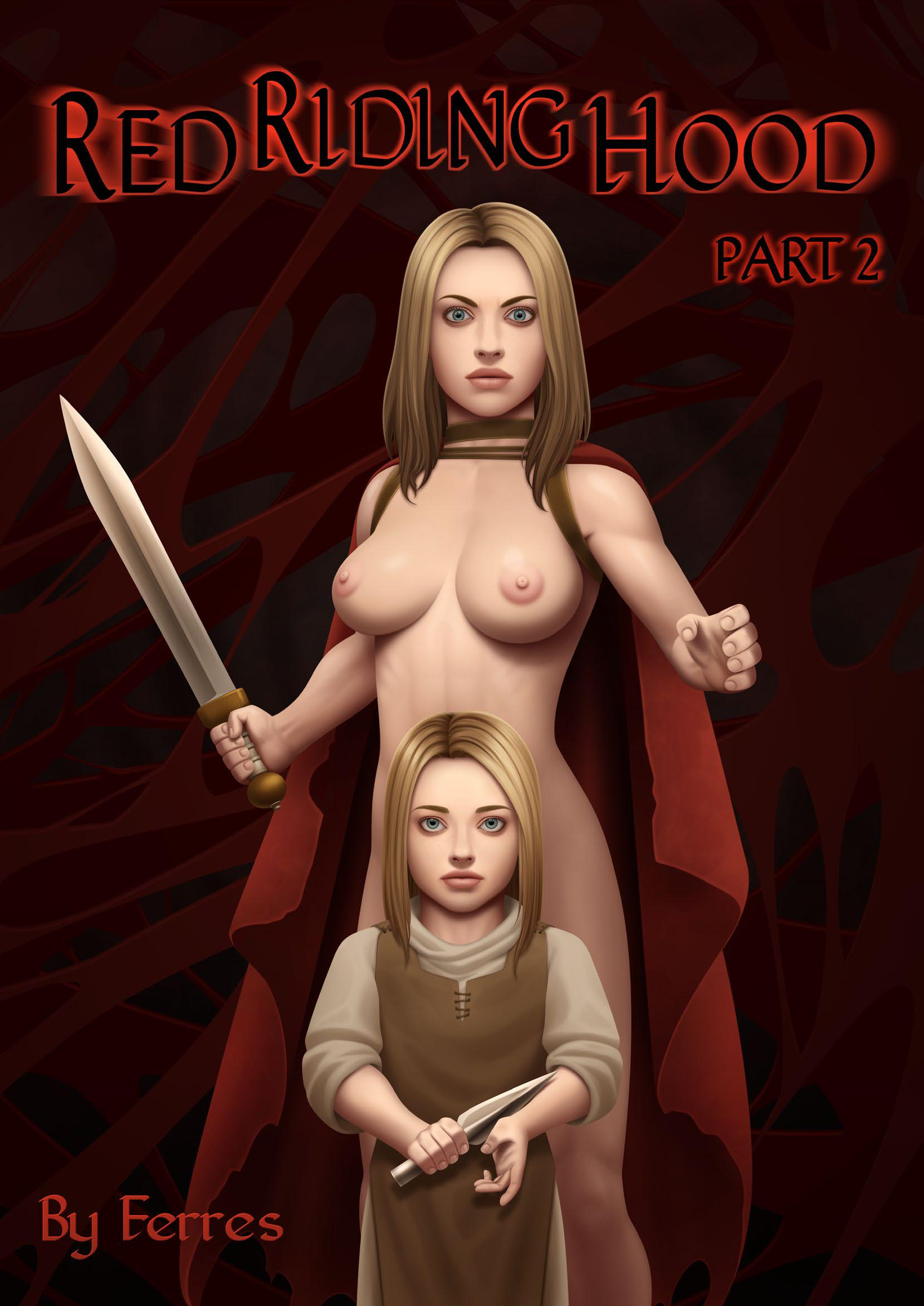 SureFap xxx porno Little Red Riding Hood - [Fansadox Collection][Ferres](357) - Red #2 (With Words)