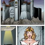Sleeping Beauty - [Leandro Comics]  - Rescue Blowjob