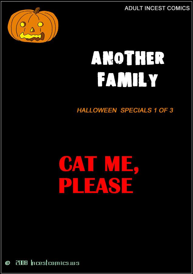 SureFap xxx porno The Iron Giant - [IncestComics] - Another Fam #13.1 - Halloween Specials 1 of 3 - Cat Me, Please