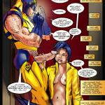 X-Men - [X-Men Porn] - Hentai X Men Comics Porn. Begin of Adult Story