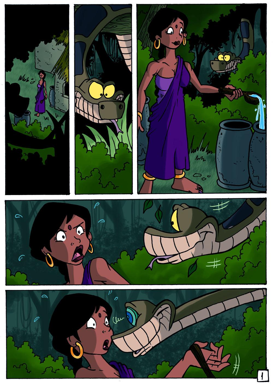 SureFap xxx porno The Jungle Book - [Jinkslizard] - Kaa and Shanti