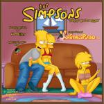 The Simpsons — [VerComicsPorno][Croc] — Los Simpsons Viejas Costumbres.1 — Vieilles Habitudes 1