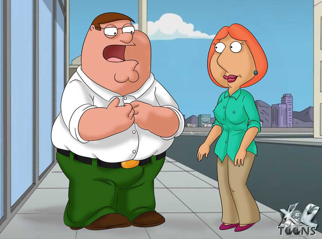 SureFap xxx porno Family Guy - [XL-Toons] - Peter Is Not Afraid Of Anything