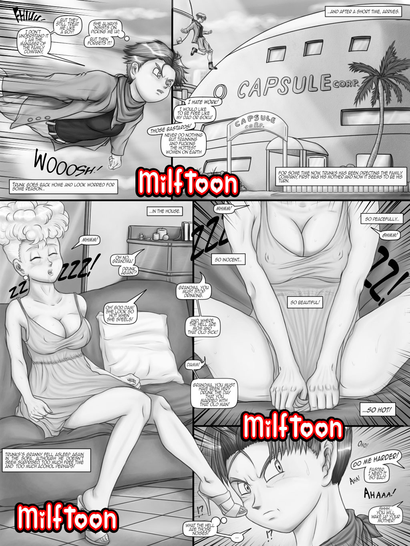 SureFap xxx porno Dragon Ball - [MilfToon] - ZBD & HARD FUCK