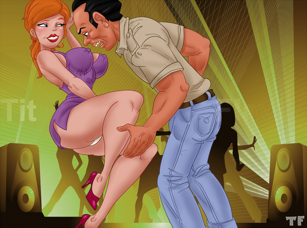 SureFap xxx porno The Little Mermaid - [TitFlaviy] - The Adventures Of Ariel In The Modern World #04 - Ariel Dances To a New Beat At The Club