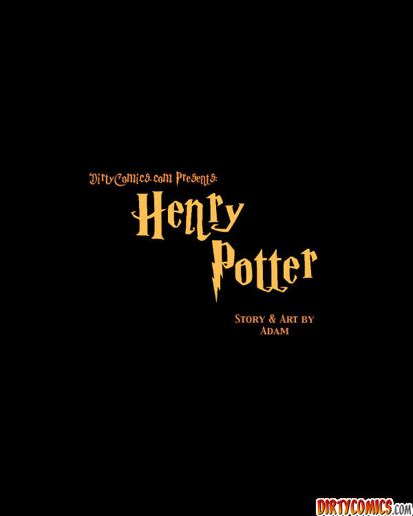 SureFap xxx porno Harry Potter - [DirtyComics][Adam] - Henry Potter