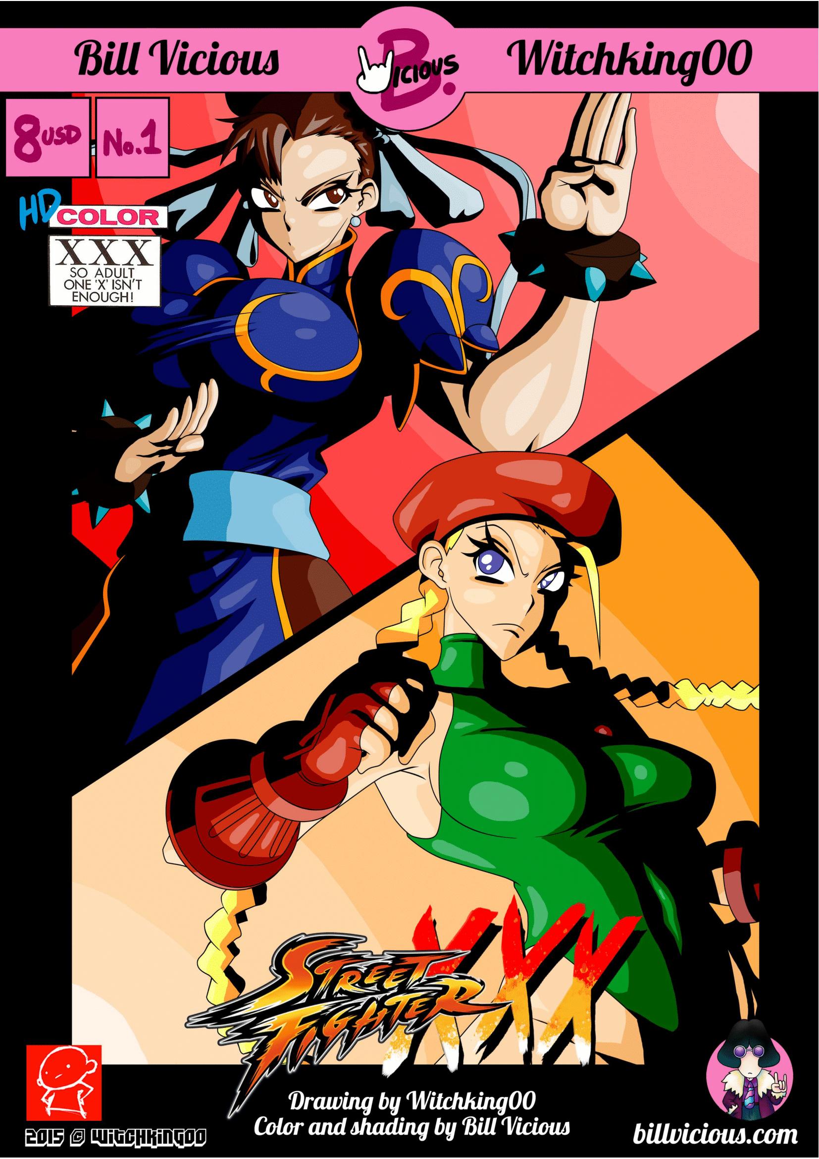 SureFap xxx porno Street Fighter - [Bill Vicious] - Street Fighter XXX