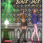 Scooby Doo - [Foxy Komix][3D] - The Legend Of Black Jack The Pirate 1-9