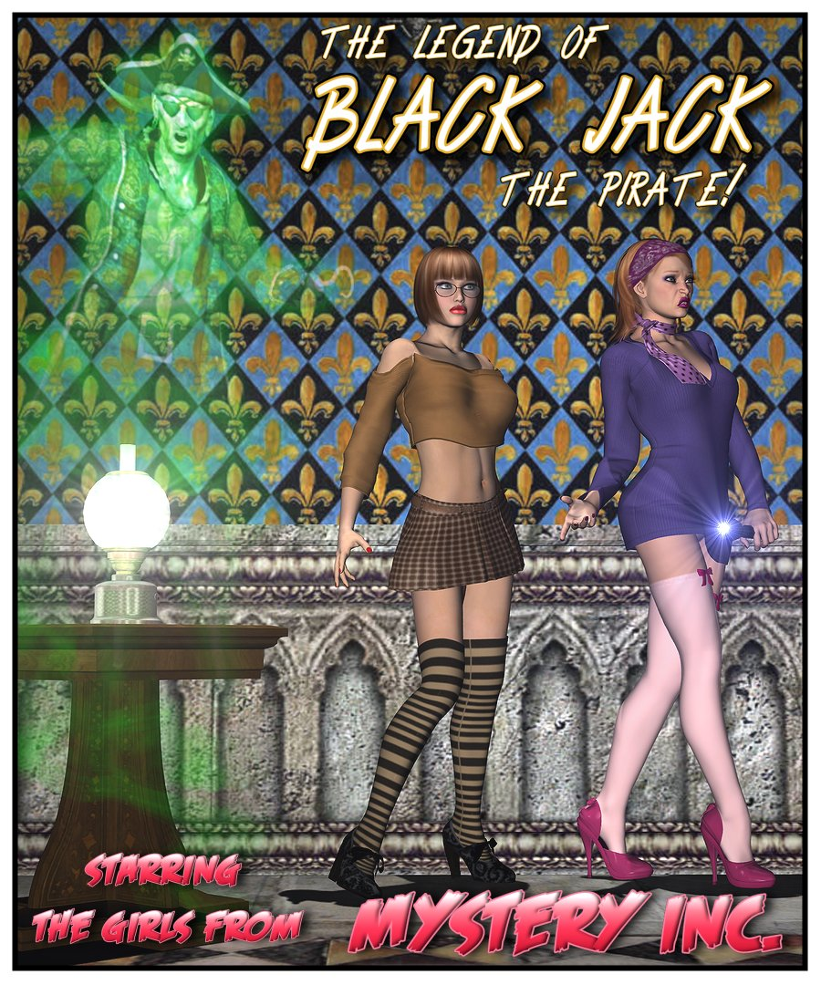 SureFap xxx porno Scooby Doo - [Foxy Komix][3D] - The Legend Of Black Jack The Pirate 1-9