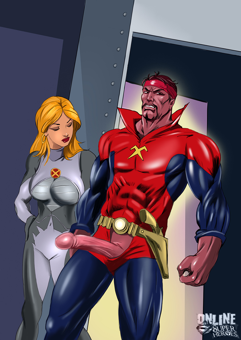 SureFap xxx porno X-Men - [Online SuperHeroes] - Dazzler Gets Boarded By Space Pirate Corsair
