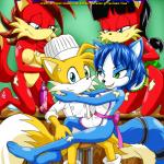 Crossover — [Palcomix][Mobius Unleashed] — FoXXXes¹