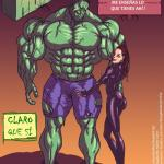 The Avengers — [Mnogobatko] — Hulk vs Black Widow