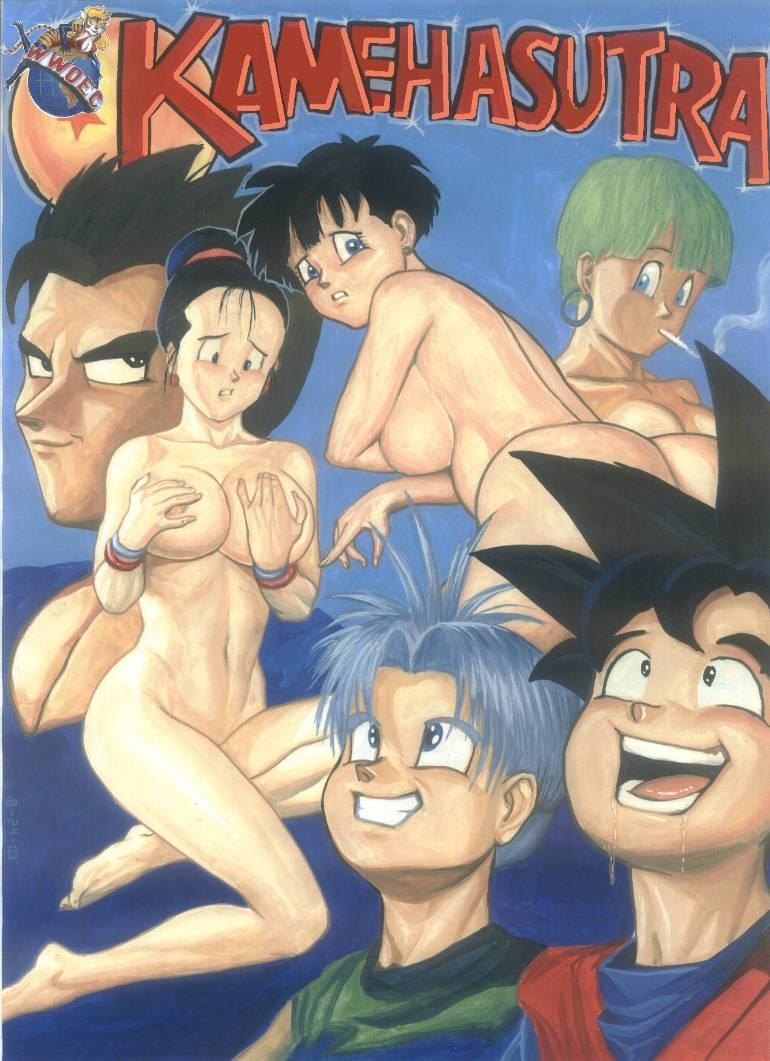 SureFap xxx porno Dragon Ball - [Pandoras Box (PBX)] - Kamehasutra