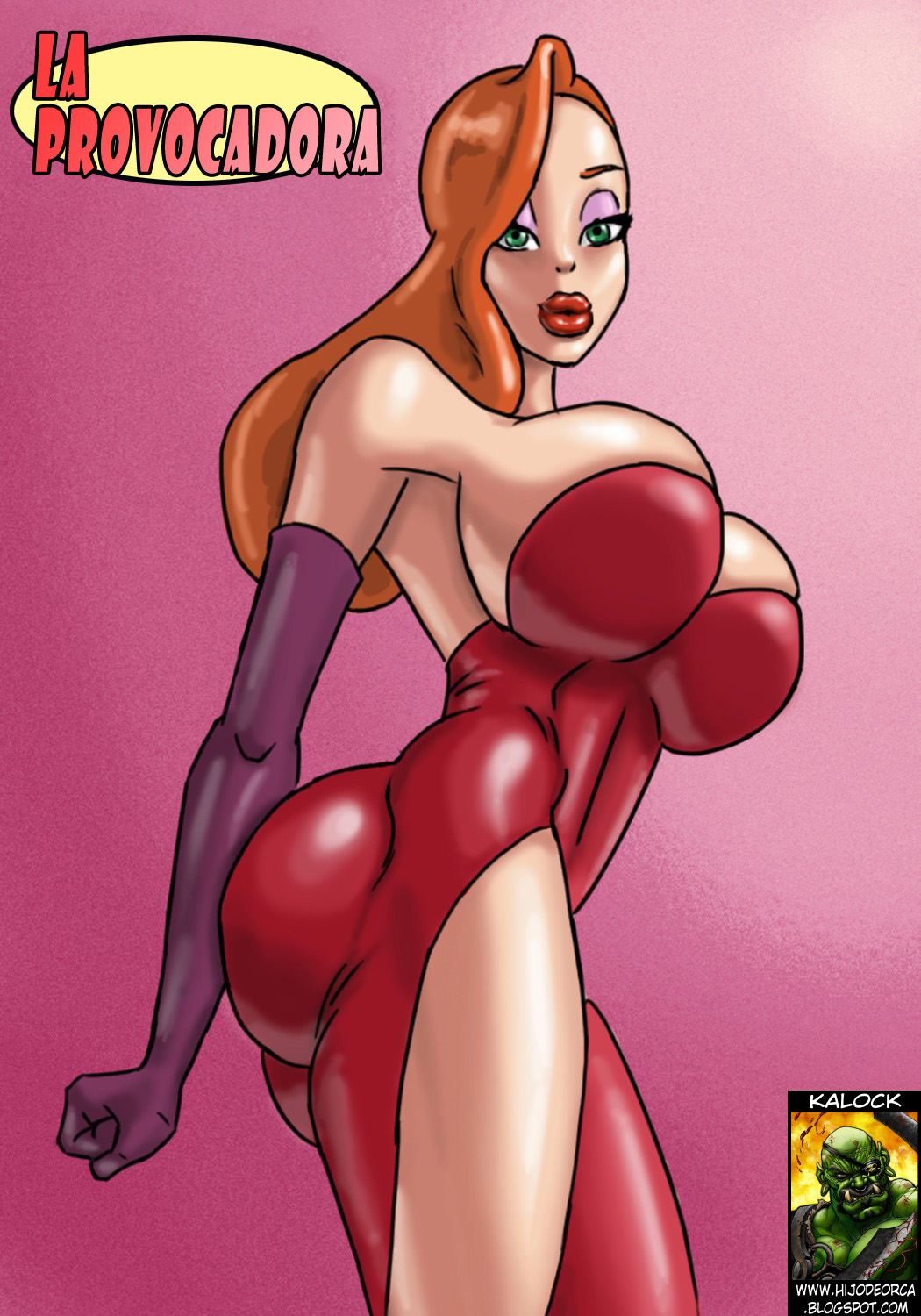 SureFap xxx porno Who Censored Roger Rabbit - [Thetrigger123412] - Beauty and the Bouncer - La Provocadora