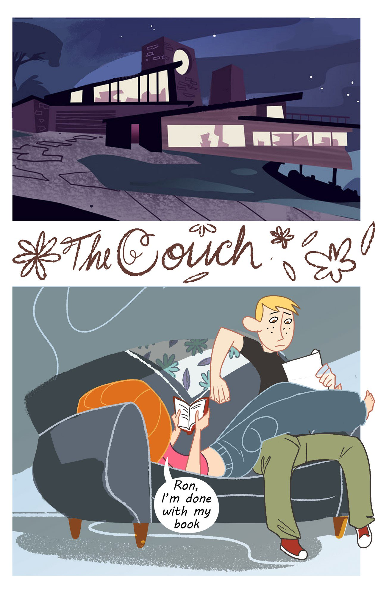 SureFap xxx porno Kim Possible - [Uanonkp] - The Couch
