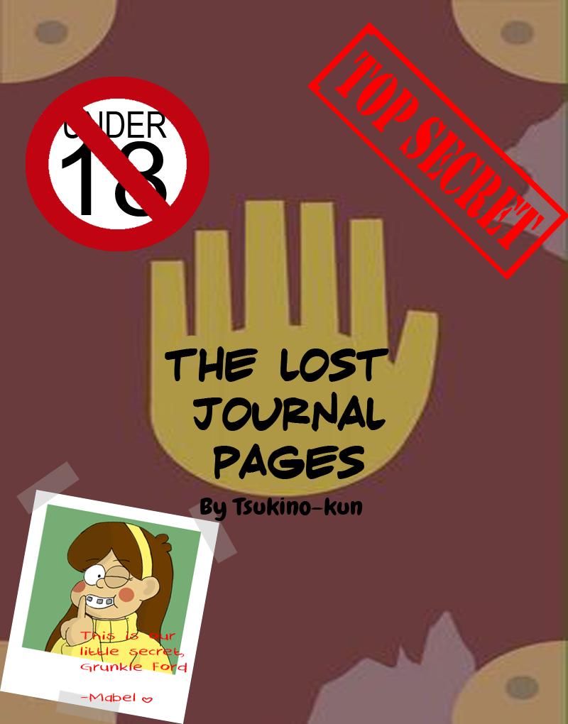 SureFap xxx porno Gravity Falls - [Tsukino-kun] - The Lost Journal Pages