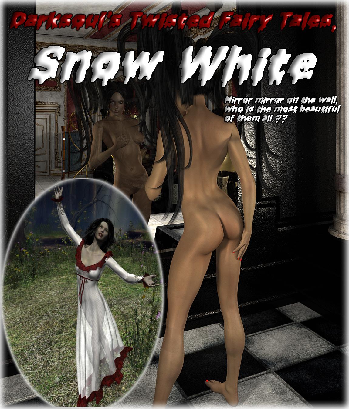 SureFap xxx porno Snow White - [DarkSoul3D] - Twisted Fairy Tales - Snow White