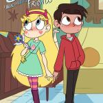 Star Vs The Forces Of Evil - [Area] - Between Friends